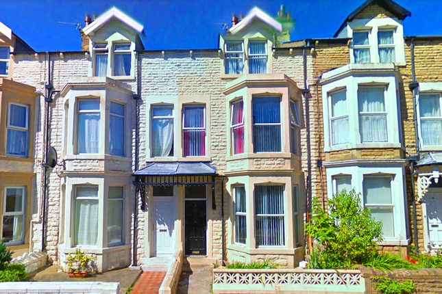 Thumbnail Terraced house for sale in Cedar Street, Morecambe, Lancashire