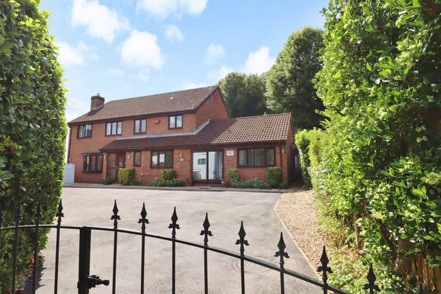 Thumbnail Detached house for sale in Strawberry Fields, Hedge End, Southampton