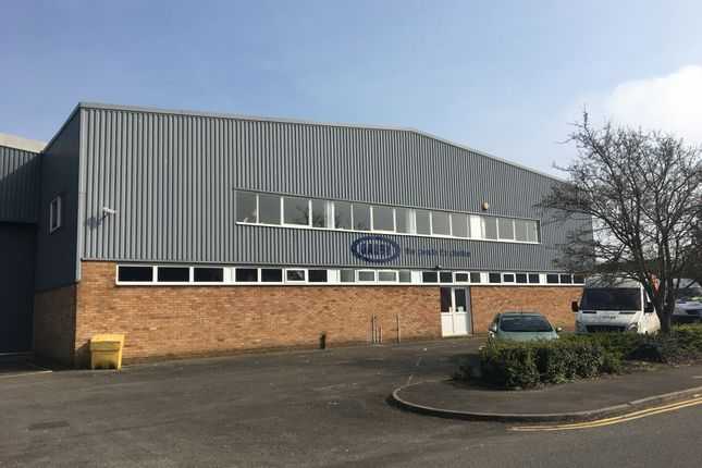 Thumbnail Industrial to let in Unit 27, Techno Trading Estate, Swindon