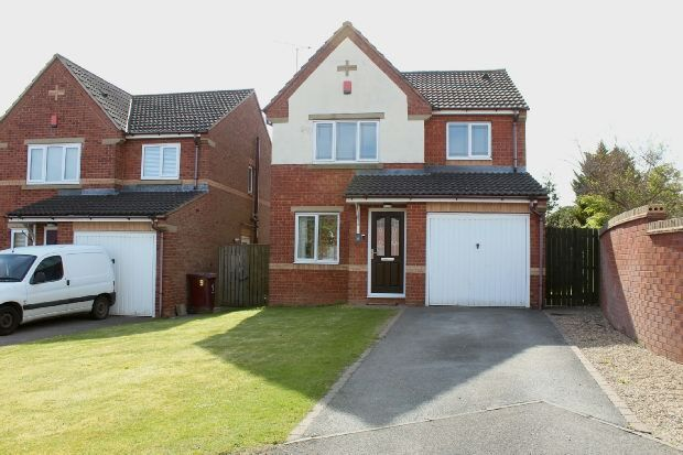 3 bed detached house for sale in Matt Orchard, Broadmeadows, South Normanton, Alfreton DE55