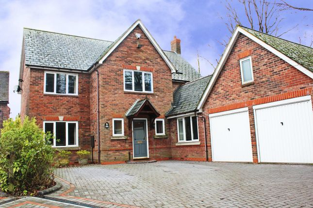 Thumbnail Detached house to rent in Tythe Barn Lane, Shirley, Solihull, West Midlands