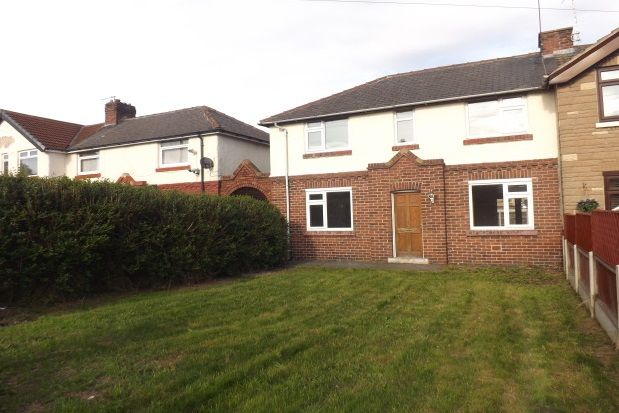 Thumbnail Semi-detached house to rent in Laughton Road, Thurcroft, Rotherham