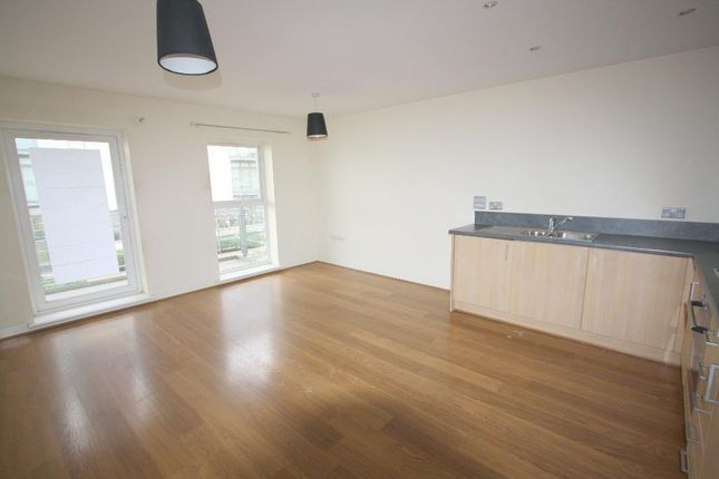 Thumbnail Flat to rent in Carmichael Avenue, Ingress Park, Greenhithe