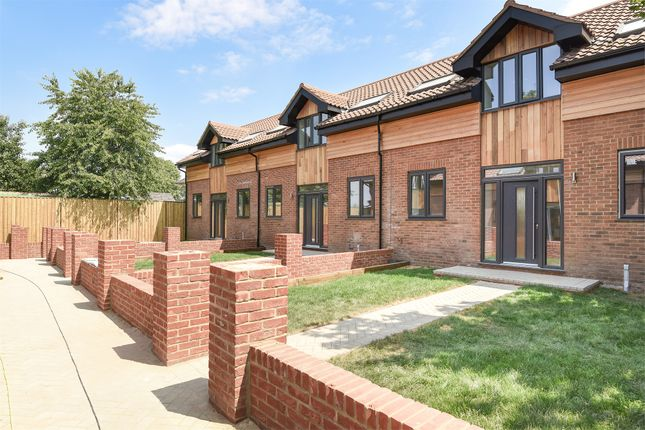 Thumbnail End terrace house to rent in Summerlea Court, Herriard, Hampshire