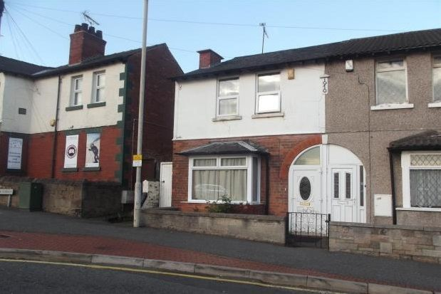 Thumbnail Property to rent in Union Street, Mansfield