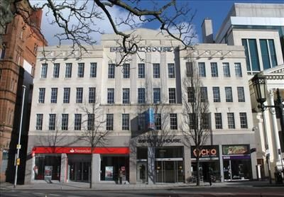 Thumbnail Office to let in Part 1st Floor, Imperial House, Donegall Sq East, Belfast, County Antrim