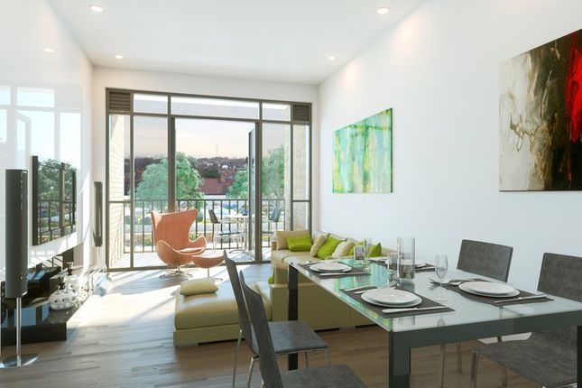 Thumbnail Flat for sale in Newton Street, Manchester