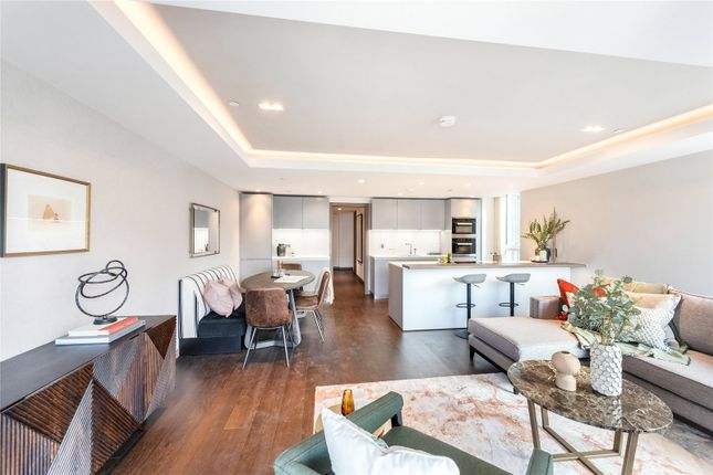 Thumbnail Flat for sale in Paddington Gardens, North Wharf Road, London