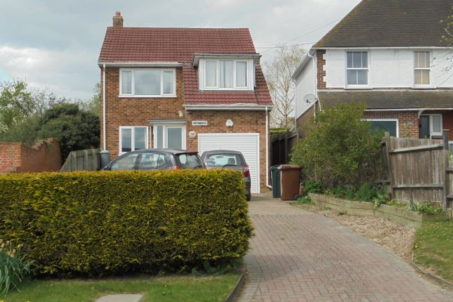 Thumbnail Detached house to rent in Canterbury Road, Brabourne Lees, Ashford, Kent
