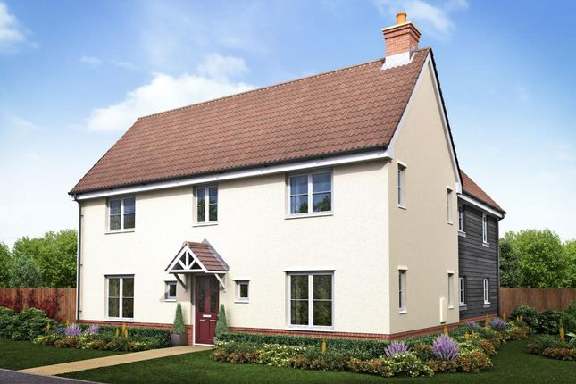 "Thumbnail Detached house for sale in ""Plot 310 The Langdale"" at London Road, Attleborough"