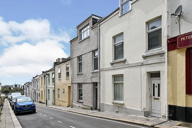 Thumbnail Flat to rent in Waterloo Street, Plymouth