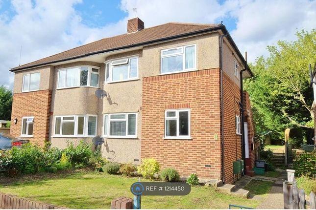Thumbnail Maisonette to rent in Kenilworth Road, Petts Wood, Orpington