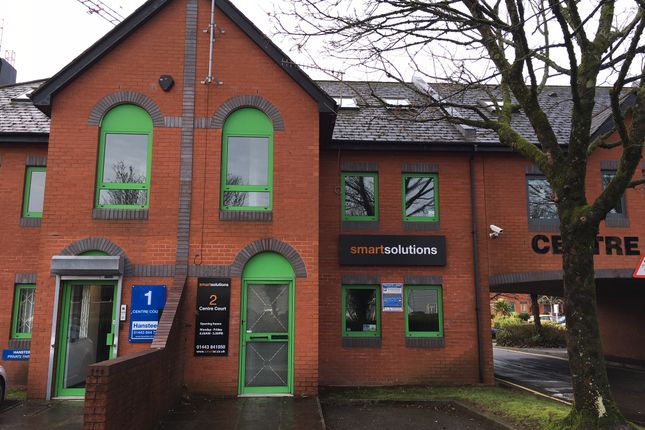 Thumbnail Office to let in 2, Centre Court, Treforest Industrial Estate, Pontypridd