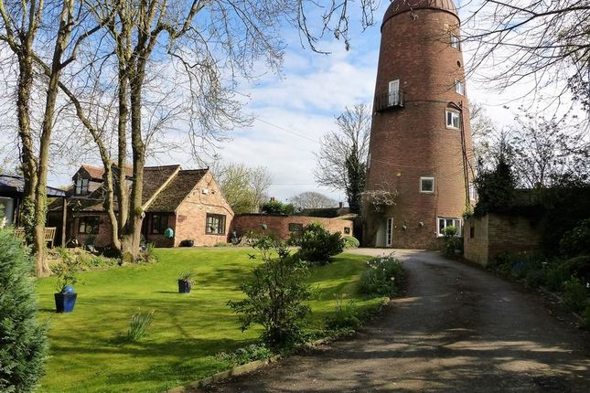 Thumbnail Detached house for sale in The Mill & Mill Cottage, Church Road, Braunston