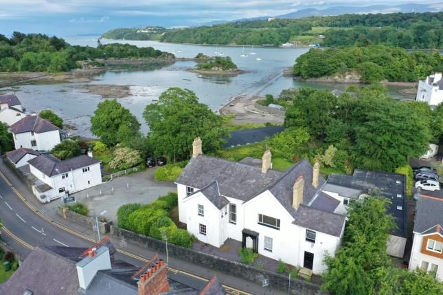 Thumbnail Detached house for sale in Cadnant Road, Menai Bridge, Sir Ynys Mon