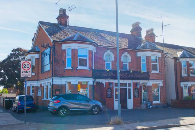 Thumbnail Pub/bar for sale in Cauldwell Hall Road, Ipswich
