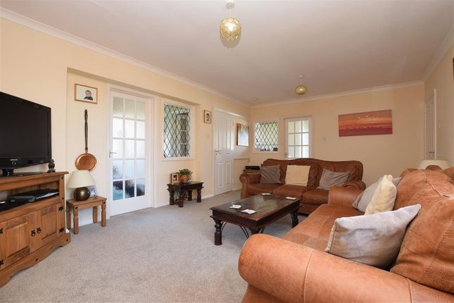 Thumbnail Detached bungalow for sale in Rochester Way, Crowborough, East Sussex