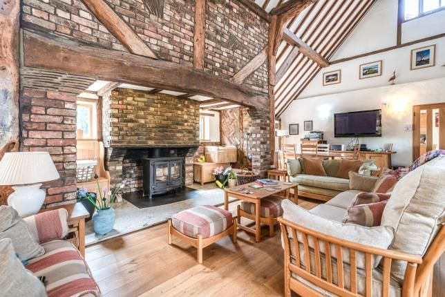 Thumbnail Barn conversion for sale in Nep Town Road, Henfield, West Sussex, Henfield