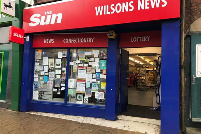 Retail premises for sale in Front Street, Chester-Le-Street