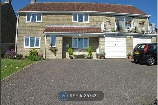 Thumbnail Detached house to rent in Top Wood, Holcombe, Radstock