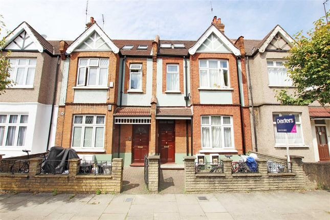 Thumbnail Flat to rent in Glenroy Street, London