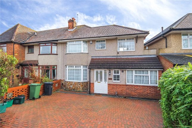 Thumbnail Semi-detached house to rent in Watford Road, St. Albans, Hertfordshire