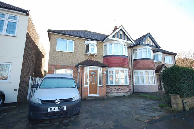 Thumbnail Semi-detached house to rent in Torrington Road, Ruislip Manor, Ruislip