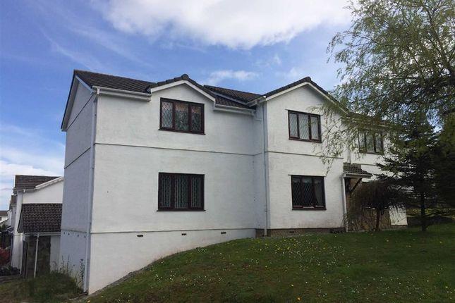 Thumbnail Detached house for sale in Hendre Park, Llangennech, Llanelli