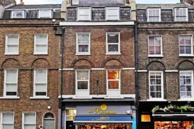 Thumbnail Flat to rent in WC1X