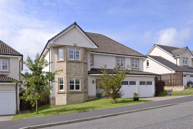 Thumbnail Detached house for sale in Thirlestane Drive, Lauder