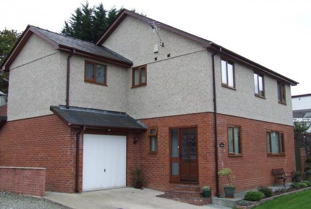Thumbnail Detached house to rent in Gwel Yr Afon, England Road North, Caernarfon