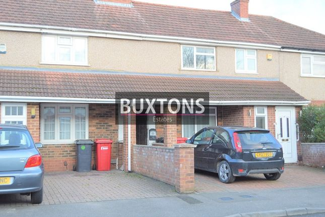 Thumbnail Terraced house to rent in Hatton Avenue, Slough, Berkshire.