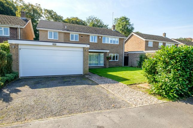 Thumbnail Detached house for sale in St. Hughs Road, Buckden, St. Neots