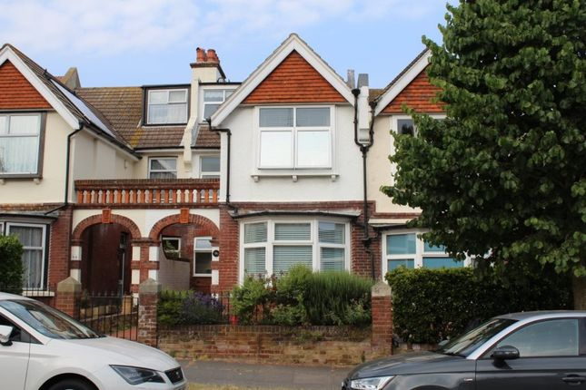 Thumbnail Terraced house to rent in Victoria Drive, Eastbourne