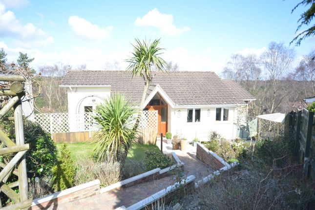 Thumbnail Detached house for sale in Merriefield Close, Broadstone