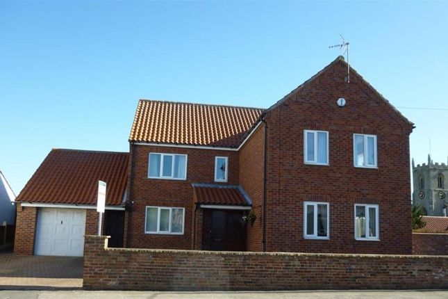 4 bed detached house for sale in Main Street, Mattersey, Doncaster