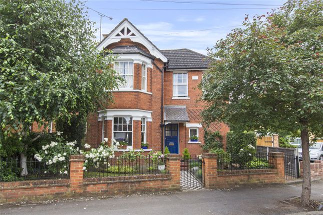 4 bed detached house for sale in St. Albans Avenue, Weybridge, Surrey