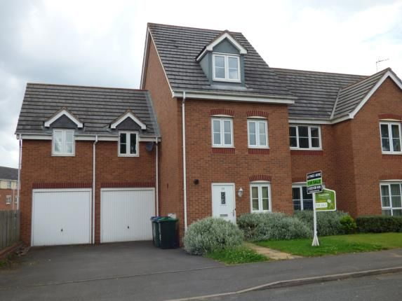 Thumbnail End terrace house for sale in King Street, Wednesbury, West Midlands