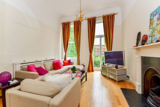 Thumbnail Flat for sale in Nevern Square, Earls Court