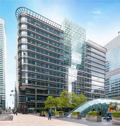 Thumbnail Office to let in 20 Canada Square, London, Greater London