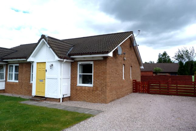 Thumbnail Semi-detached house for sale in Dalnabay, Silverglades, Aviemore
