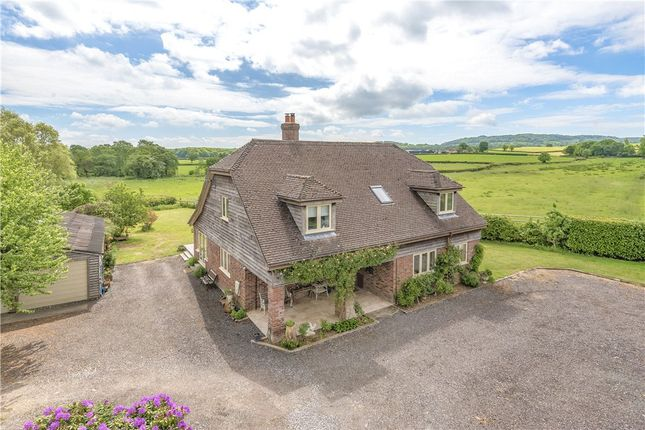 Thumbnail Detached house for sale in Holnest, Sherborne, Dorset