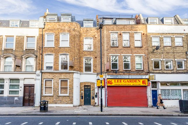 Thumbnail Block of flats for sale in Hornsey Road, London