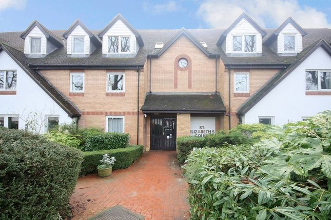 Thumbnail Flat for sale in St Elizabeth Court, North Finchley