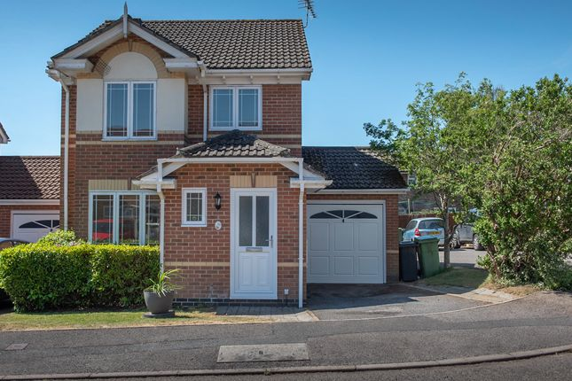 Thumbnail Link-detached house to rent in Sheppard Close, Waterlooville
