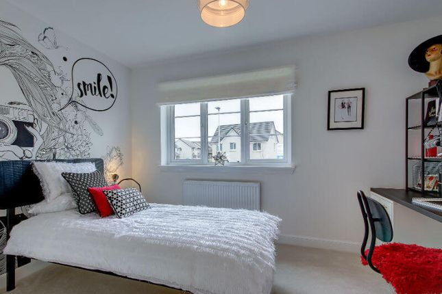 """Bedroom 3 of """"The Esk"""" at Dunrobin Road, Airdrie ML6"""