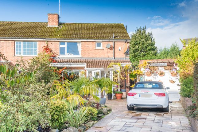 Thumbnail Semi-detached house for sale in Needham Way, Sheffield