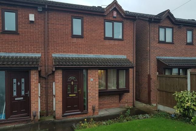 Thumbnail Semi-detached house for sale in Crocketts Lane, Smethwick