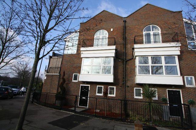 Thumbnail 4 bed semi-detached house to rent in Ingress Park Avenue, Ingress Park, Greenhithe, Kent