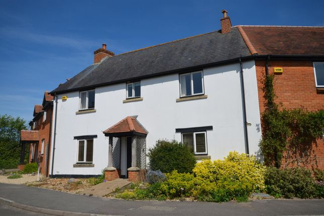 Thumbnail Terraced house for sale in Woodlands, Hazelbury Bryan, Sturminster Newton